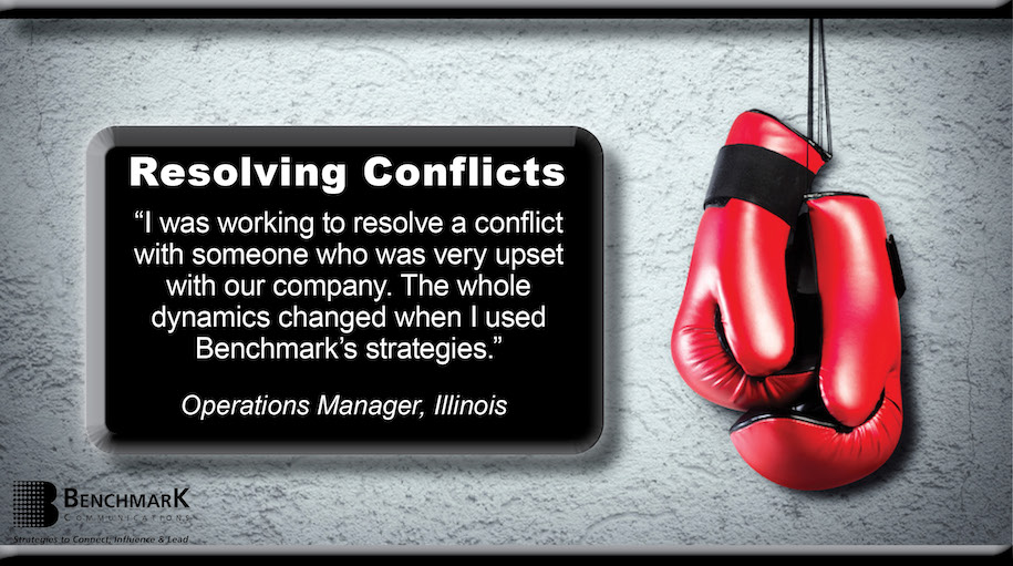 conflict resolution skills training