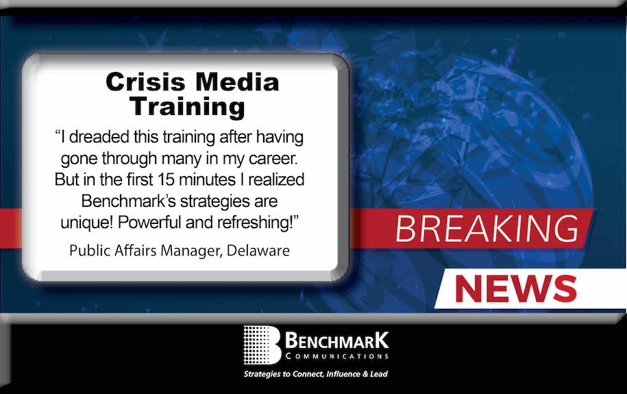 media crisis training delaware