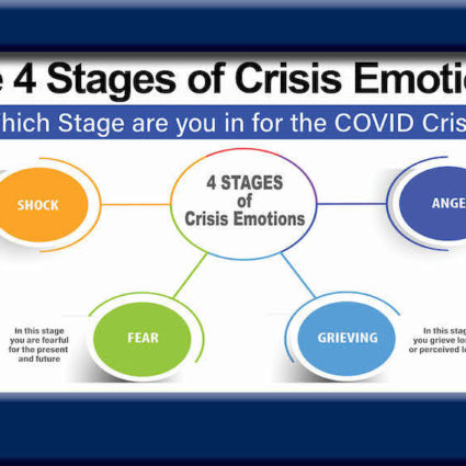 COVID-19 crisis emotions