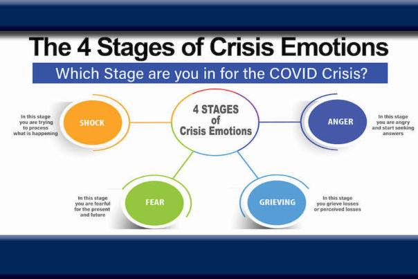 COVID-19 crisis emotions