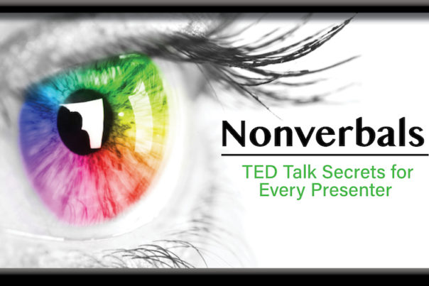 ted talk nonverbal skills graphic