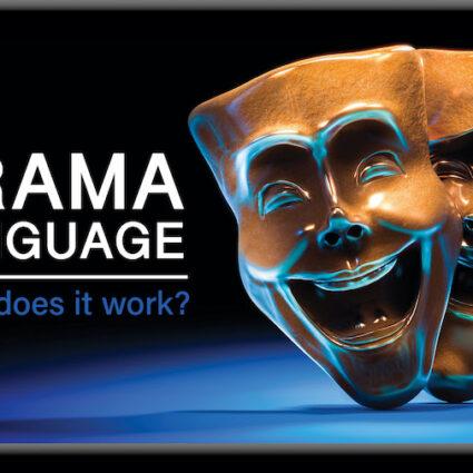 Drama Queen Language