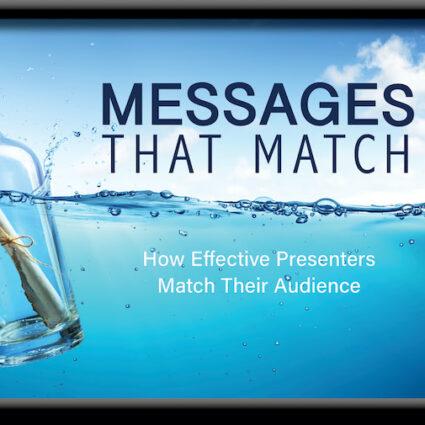 Effective Messaging